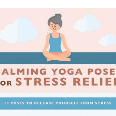 better living yoga  13 easytodo yoga poses for stress