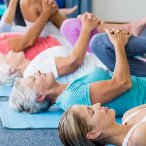 6 Benefits of Yoga for Seniors