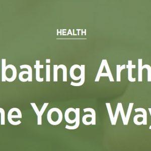 Combatting Arthritis